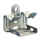 Hammer-On Flange Clip, Bottom Mount