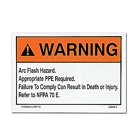 Arc Flash Markers