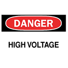High Voltage Marker