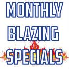 Blazing Specials
