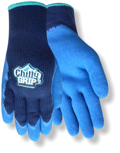 CGC A-311-L CHILLY GRIP, RUBBER PALM, SYNTHETIC LINED LARGE
