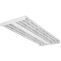 LITH IBZ654LLP850 T5HO INDUSTRIAL, 6 LAMP FLUORESCENT HIGH BAY W/ 5000K LAMPS