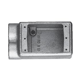 CH FSS2 3/4 FS/FD SGL CAST DEVICE BX